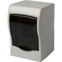 Корпус пластиковий 2-модульний e.plbox.stand.n.02mU, навісний Multusan