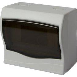 Корпус пластиковий 6-модульний e.plbox.stand.n.06mU, навісний Multusan