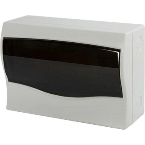 Фото Корпус пластиковий 12-модульний e.plbox.stand.n.12mU, навісний Multusan Электробаза