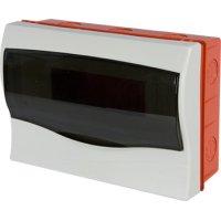 Фото Корпус пластиковий 12-модульний e.plbox.stand.w.12m, що вбуд