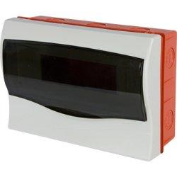 Корпус пластиковий 12-модульний e.plbox.stand.w.12mU, що вбудовується Multusan