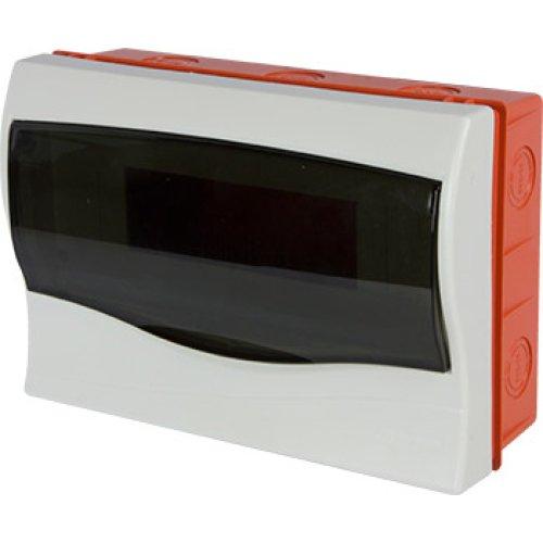 Фото Корпус пластиковий 12-модульний e.plbox.stand.w.12mU, що вбудовується Multusan Электробаза