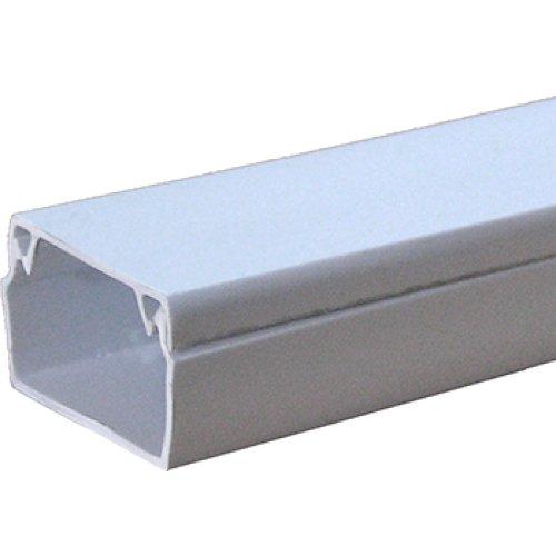 Фото Короб пластиковий e.cduct.25.16, 25х16 мм, 2 м Электробаза