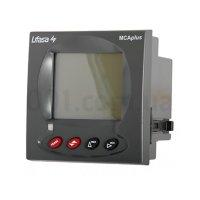 Фото Мережевий аналізатор якості електричної енергії MCA plus (RS