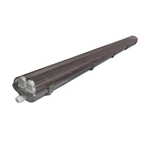 Светодиодный светильник 2х36 ip65 ДПП-07У (без панели)