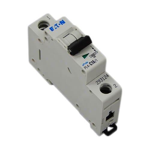 Фото Автоматический выключатель с16, PL4-C 4.5кА 1P 16A Электробаза