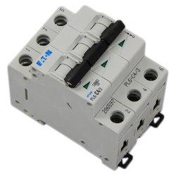 Автоматический выключатель Eaton, Moeller PL6-C 6кА 4А 3-полюс.