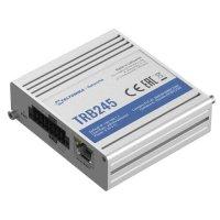 Фото Роутер LTE, 1xSIM, 1xLAN, RS485, RS232, VPN, IPSec, GPIO