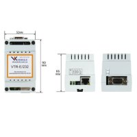 Фото Преобразователь Ethernet/RS-232 VTR-E/232