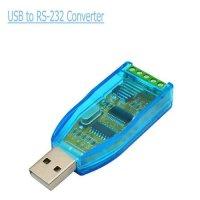 Фото Преобразователь USB/RS-232 0,7m.(чип CH340)