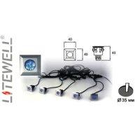 Светильник cветодиодный   LED-P05AS/5  (WW)