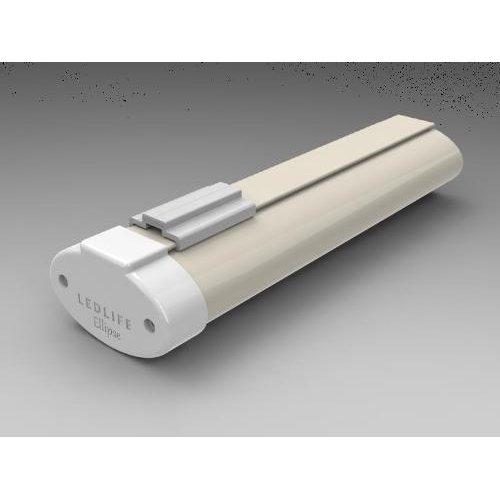 Фото Светодиодный промышленный светильник PRO ELLIPSE PL 1200мм 30Вт LEDLIFE Электробаза