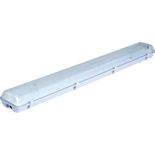 Фото Светильник люминесцентный пылевлагозащищённый ЛПП 2х36W IP65 ОПТИМА Электробаза