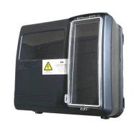 Ящик для счетчика электроэнергии фасадный (уличный) НИК DOT-3.1В