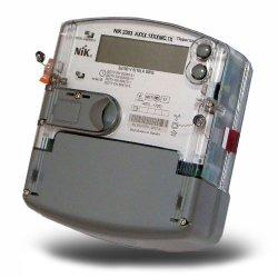 Трехфазный многотарифный счетчик NIK 2303 (5-120А) ARP3Т.1200.MC.11 380В 3ф