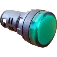 Арматура Аско AD22-22DS зеленая 220V DC