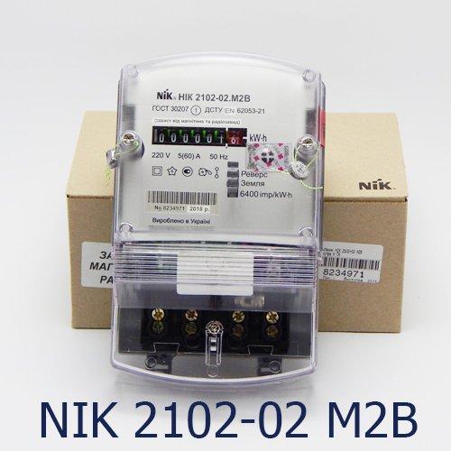 Фото НИК 2102-02 М2В 220В 1ф (5-60А) Электробаза