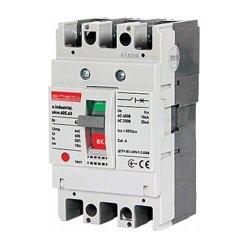 Шкафной автоматический выключатель, 3р, 63А, А, 10 кА, e.industrial.ukm.60S.63