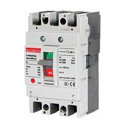 Шкафной автоматический выключатель, 3р, 40А, А, 10 кА, e.industrial.ukm.60S.40