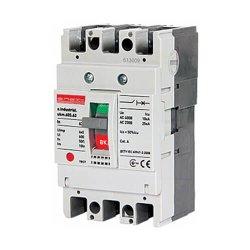 Шкафной автоматический выключатель, 3р, 32А, А, 10 кА, e.industrial.ukm.60S.32