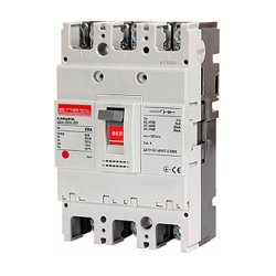 Шкафной автоматический выключатель, 3р, 100А, А, 30 кА, e.industrial.ukm.250S.100