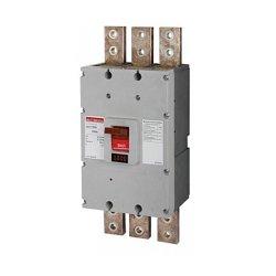 Шкафной автоматический выключатель 3р, 1000А, А, 80 кА, e.industrial.ukm.1000S.1000