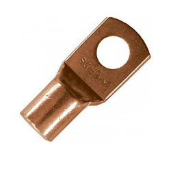 Кабельные наконечники под опрессовку медные сечение 150 мм.кв. (10 шт./уп.) е.end.stand.sc.150