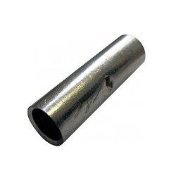 Гильза соединительная под опрессовку медная сечение 1,5 мм.кв. (100 шт./уп.) e.tube.stand.gty.1.5