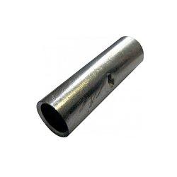 Гильза соединительная под опрессовку медная сечение 10 мм.кв. (20 шт./уп.) e.tube.stand.gty.10