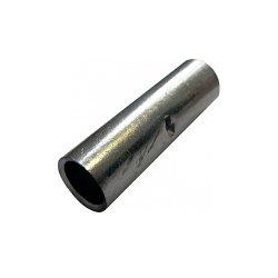 Гильза соединительная под опрессовку медная сечение 120 мм.кв. (10 шт./уп.) e.tube.stand.gty.120