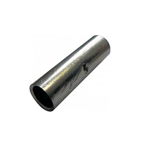 Фото Гильза соединительная под опрессовку медная сечение 16 мм.кв. e.tube.stand.gty.16 Электробаза