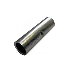 Гильза соединительная под опрессовку медная сечение 25 мм.кв. (20 шт./уп.) e.tube.stand.gty.25