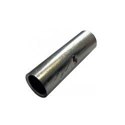 Гильза соединительная под опрессовку медная сечение 4 мм.кв. (100 шт./уп.) e.tube.stand.gty.4