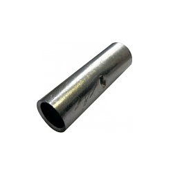 Гильза соединительная под опрессовку медная сечение 50 мм.кв. e.tube.stand.gty.50
