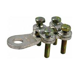 Кабельные наконечники CLAMP на винтах, сечение 16-25 мм.кв., e.end.stand.clamp.16.25