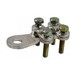 Кабельные наконечники CLAMP на винтах, сечение 50-70 мм.кв., e.end.stand.clamp.50.70
