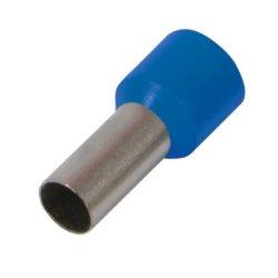 Наконечник кабельный втулочный изолированный 1.5 мм.кв., синий e.terminal.stand.e1508.blue