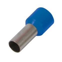 Наконечник кабельный втулочный изолированный 4,0 мм.кв., синий e.terminal.stand.e4009.blue