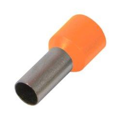 Наконечник кабельный втулочный изолированный 4.0 мм.кв., оранжевый e.terminal.stand.e4009.orange