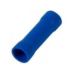 Гильза соединительная изолированная 1.5-2.5 мм.кв., синяя e.splice.stand.bv.2.blue