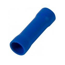 Гильза соединительная изолированная 4-6 мм.кв., синяя e.splice.stand.bv.5.blue