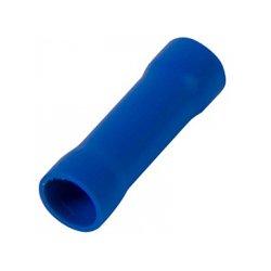 Гильза соединительная изолированная 0.5-1.5 мм.кв., синяя e.splice.stand.rvt.1.blue