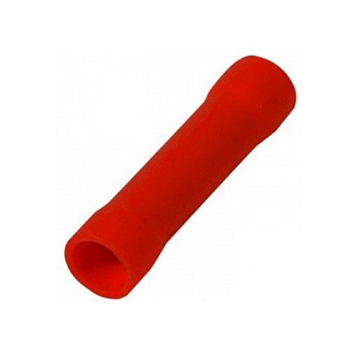 Фото Гильза соединительная изолированная 0.5-1.5 мм.кв., красная e.splice.stand.rvt.1.red Электробаза