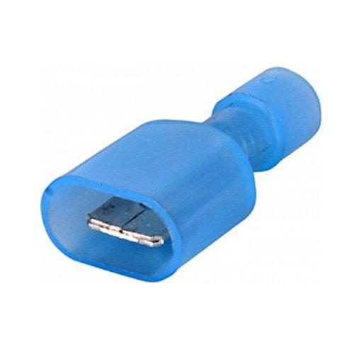 Фото Наконечник кабельный соединительный изолированный серии FN 1.5-2.5 мм.кв., синий (папа) (fn.m.1,5.2,5) e.terminal.stand.mdfn2.250.blue Электробаза