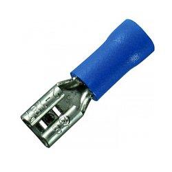 Наконечник кабельный штыревой изолированный 1.5-2.5 мм.кв. (dd.f.1,5.2,5) e.terminal.stand.fdd2.187.8
