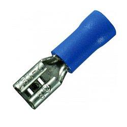 Наконечник кабельный штыревой изолированный 1.5-2.5 мм.кв. (dd.f.1,5.2,5.1) e.terminal.stand.fdd2.250