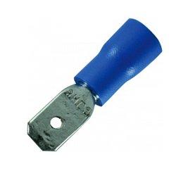 Наконечник кабельный соединительный изолированный 1.5-2.5 мм.кв., синий (папа) (dd.m.1,5.2,5) e.terminal.stand.mdd2.187.8