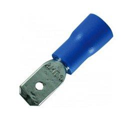 Наконечник кабельный соединительный изолированный 1.5-2.5 мм.кв., синий (папа) (dd.m.1,5.2,5.1) e.terminal.stand.mdd2.250