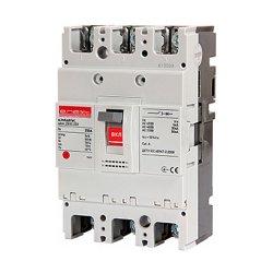 Шкафной автоматический выключатель, 3р, 160А, А, 30 кА, e.industrial.ukm.250S.160