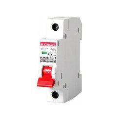 Однополюсный автоматический выключатель 1р, 5А, В, 6кА, new, e.mcb.pro.60.1.B 5 new